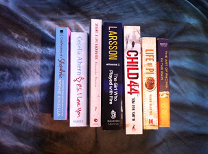 英語の本とトレーナー選び